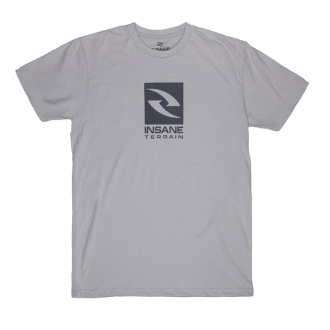 Men's Block Logo Tee Shirt