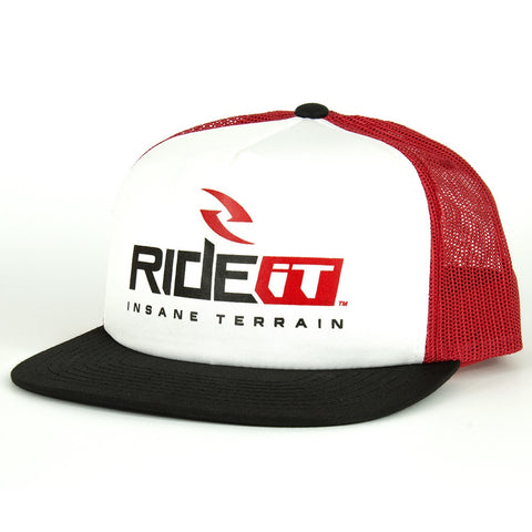 Ride It Logo SnapBack Hat