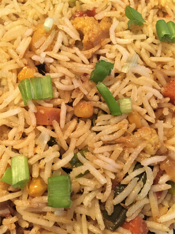Vegetable Palao
