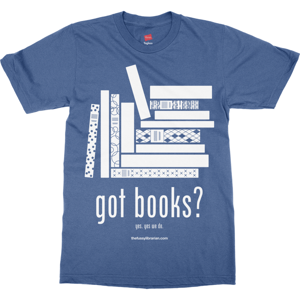 Got Books? - Men's T-Shirt