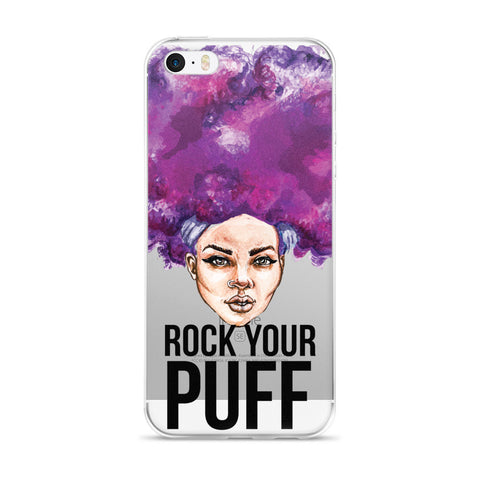 Rock Your Puff iPhone Case