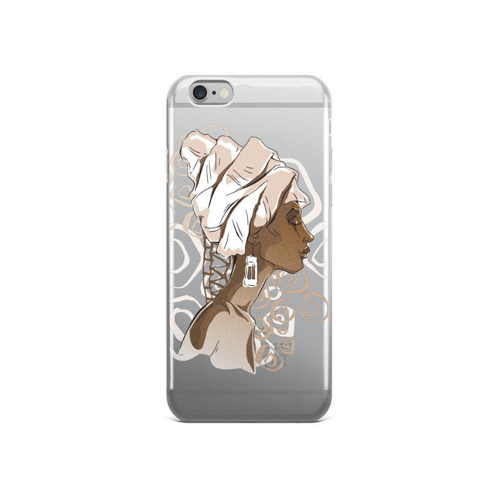 Royal Queen iPhone Case