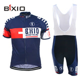 BXIO Cycling Jersey Pro Team Bike Clothes