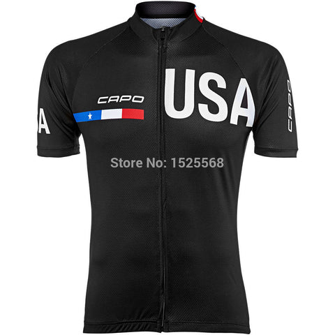 2016 PRO Team  Men's Cycling Jerseys Short Sleeve Cycling Jersey