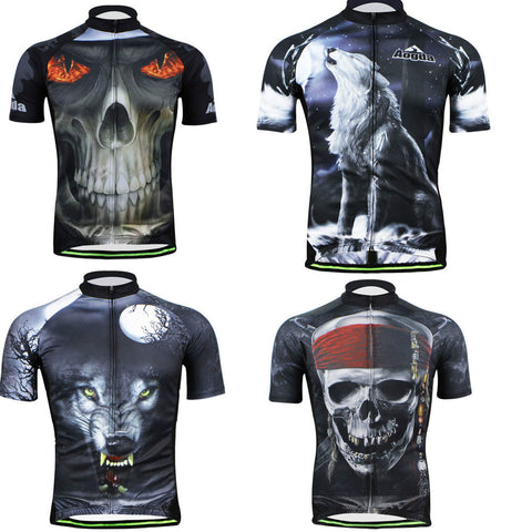 2016 New Cycling Custom Printed Jersey