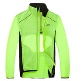 Waterproof Cycling Jerseys Rain Coat
