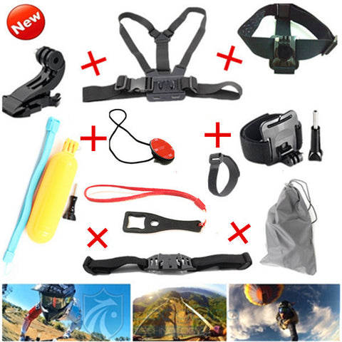 Gopro Accessories Set Hero 4