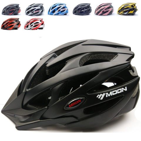 New Upgraded version MOON brand bicycle helmet Ultralight