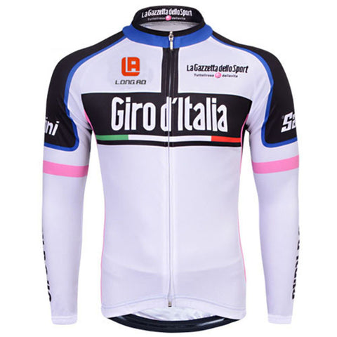 2016 Fall long sleeve cycling jersey