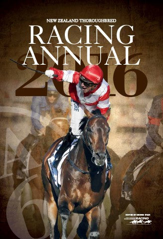 New Zealand Thoroughbred Racing Annual 2016