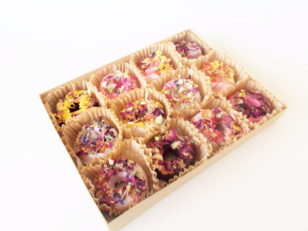 Wildflower Seed Bomb Donuts Assorted Set of 12