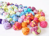 Wildflower Seed Bombs -Pink and Green Marbled Mix