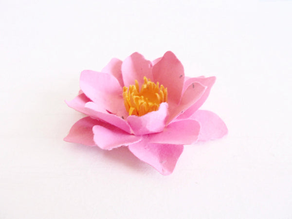 Plantable Seed Paper Water Lotus Flowers