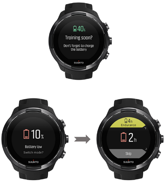 Suunto 9 Battery 1 (Bigbigplace)