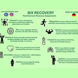 BIX Recovery Supplement Effervescent Tables-Effervescent Tablets-BIX Recovery Supplement-Malaysia-Singapore-Australia-Hong Kong-Philippines-Indonesia-Bigbigplace.com
