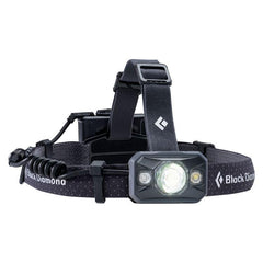 Black Diamond Icon Headlamp (Black)-Headlamp-Black Diamond-Malaysia-Singapore-Australia-Hong Kong-Philippines-Indonesia-Bigbigplace.com