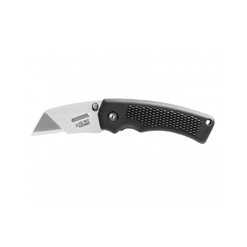 Gerber Edge Utility Knife – Black Rubber Handle-Pocket Knives-Montanic-Malaysia-Singapore-Australia-Hong Kong-Philippines-Indonesia-Bigbigplace.com