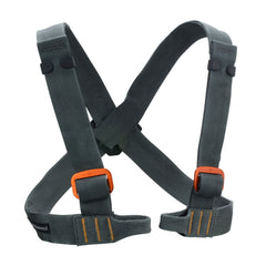 Black Diamond Vario Chest Harness (Gray)-Climbing-Black Diamond-Malaysia-Singapore-Australia-Hong Kong-Philippines-Indonesia-Bigbigplace.com
