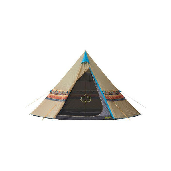 Logos Tepee 400-4-Person Tent-Logos-Malaysia-Singapore-Australia-Hong Kong-Philippines-Indonesia-Bigbigplace.com