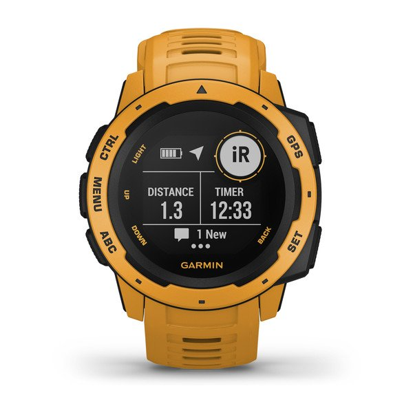 Garmin Instinct Outdoor GPS Watch-GPS Watch-Garmin-Malaysia-Singapore-Australia-Hong Kong-Philippines-Indonesia-Bigbigplace.com