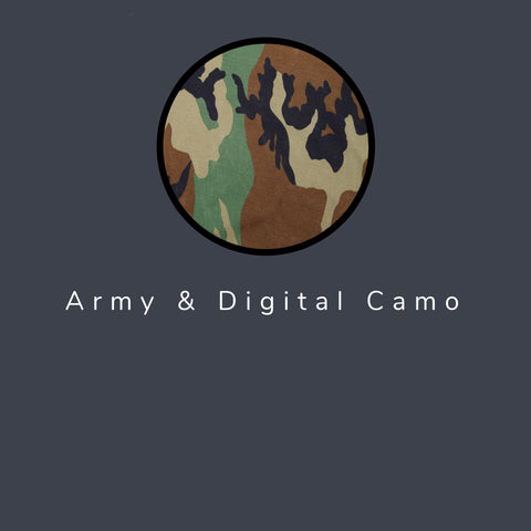Army & Digital Camo