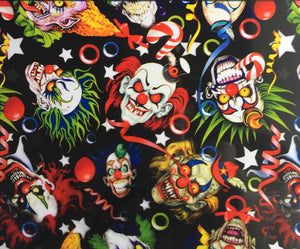 CREEPY CLOWNS
