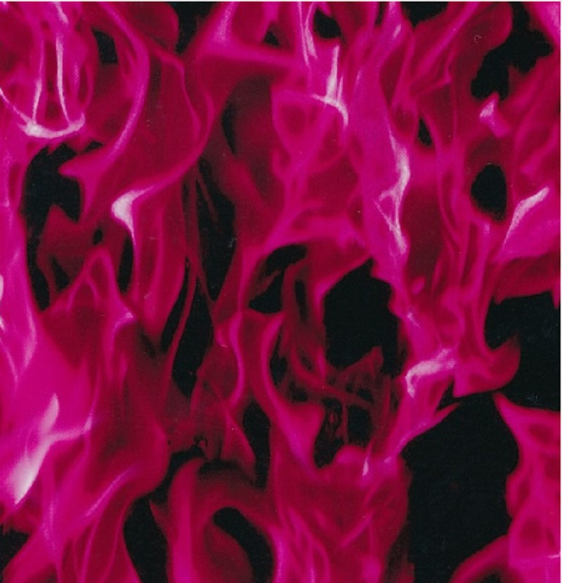 HOT PINK FLAMES DIP KIT