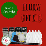 HOLIDAY GIFT KIT - CLEAR FLAMES