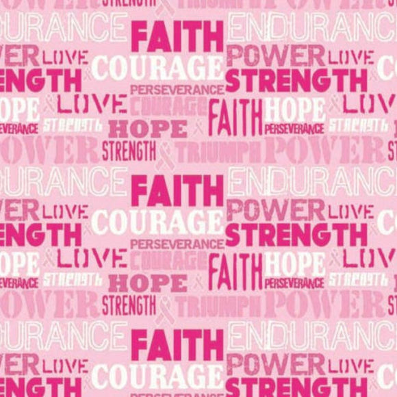 FAITH HOPE STRENGTH