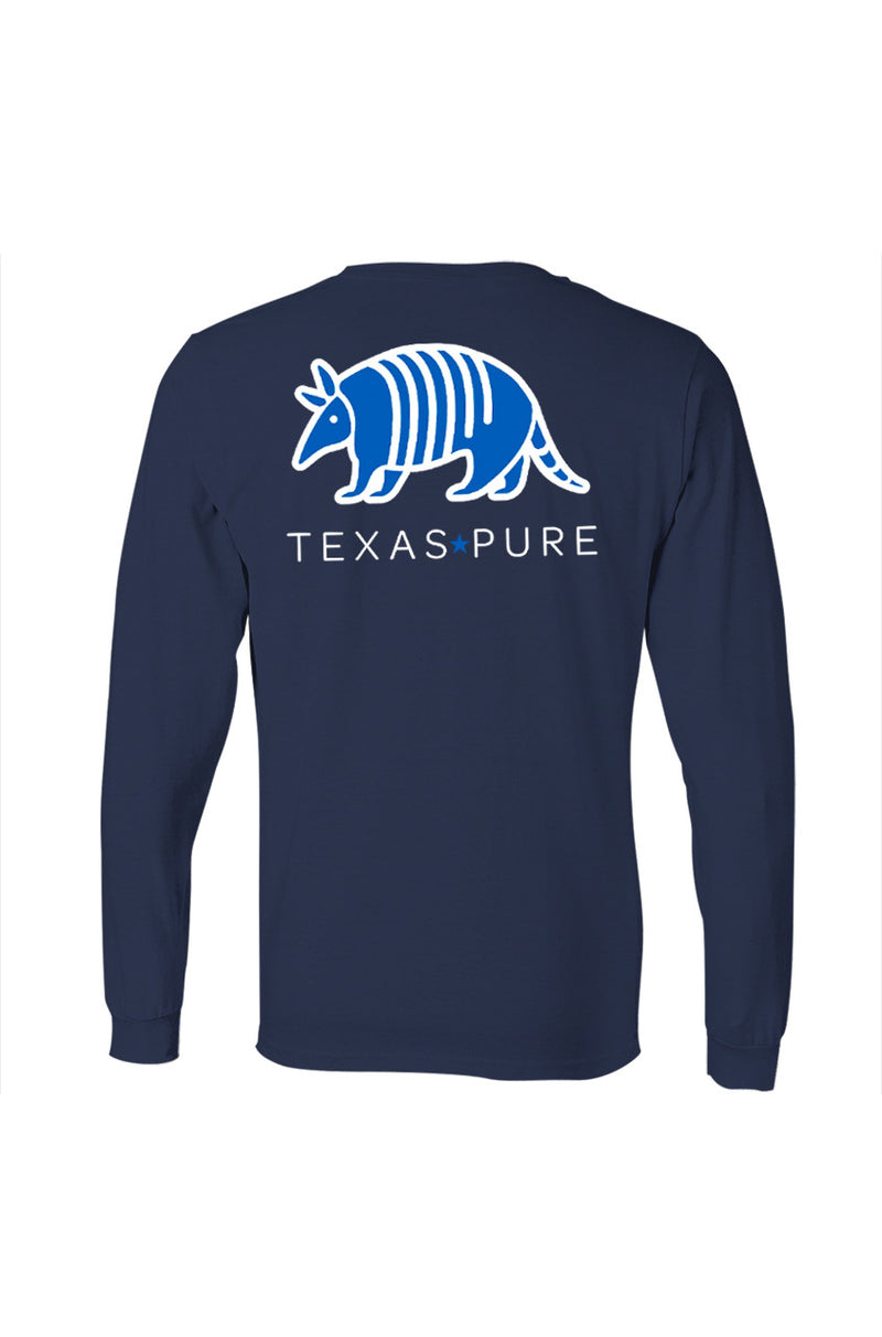 Texas Pure armadillo tee
