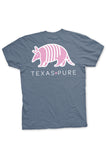 Pink Armadillo Short Sleeve - Boys