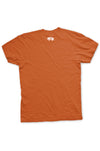 Austin Collegiate Tee - Burnt Orange