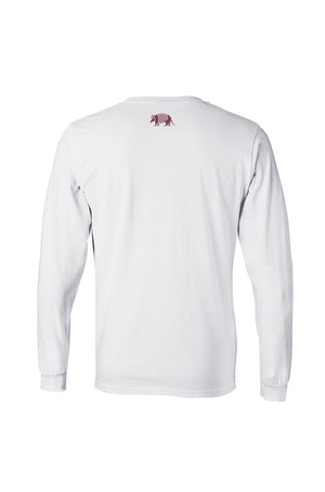 Texas T-Shirt Long Sleeve - Back