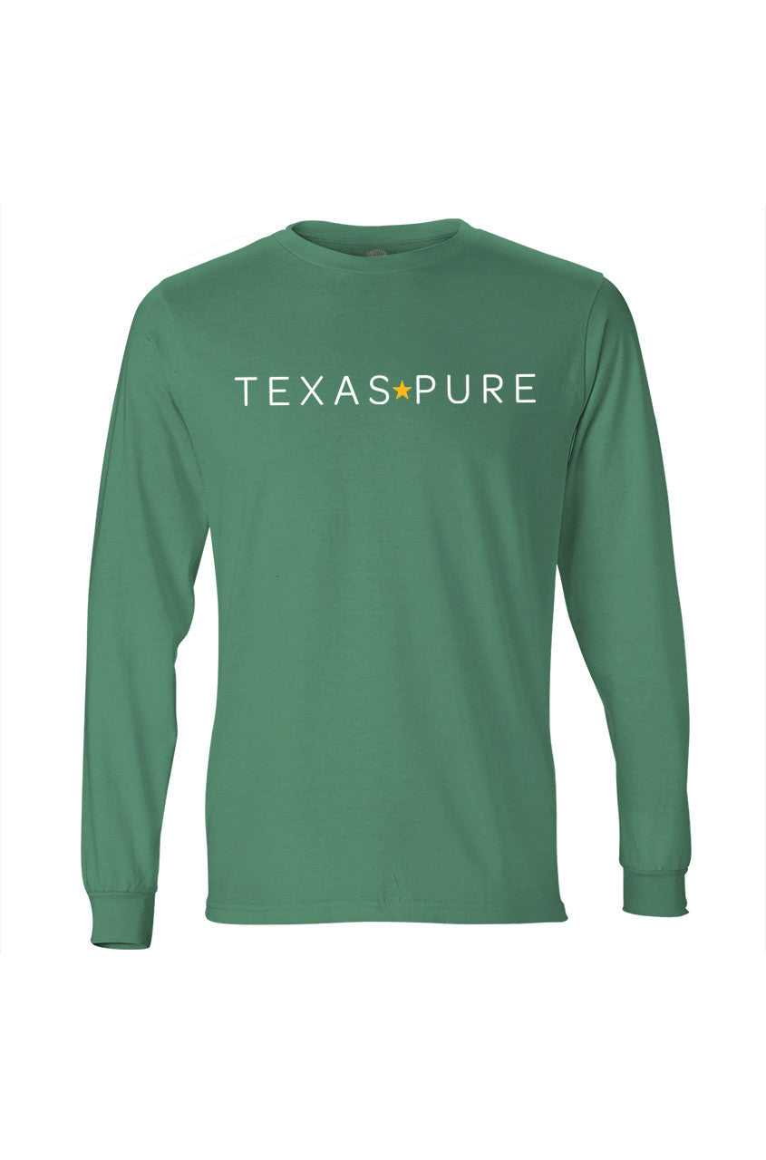 Waco Tee - Long Sleeve Texas Tee - Front