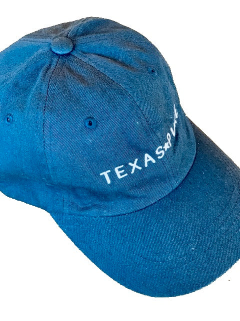 Texas Hat - Blue Front