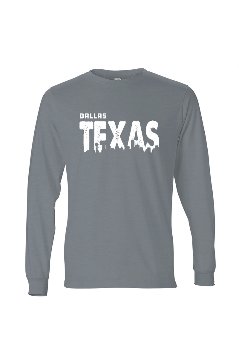 Dallas T-Shirt Long Sleeve