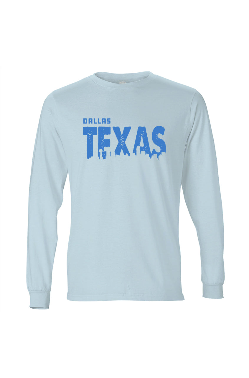 Long Sleeve Women's Dallas T-shirt