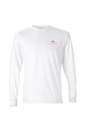 Retro Texas Long Sleeve T-Shirt