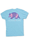 Colorful Armadillo Short Sleeve - Girls
