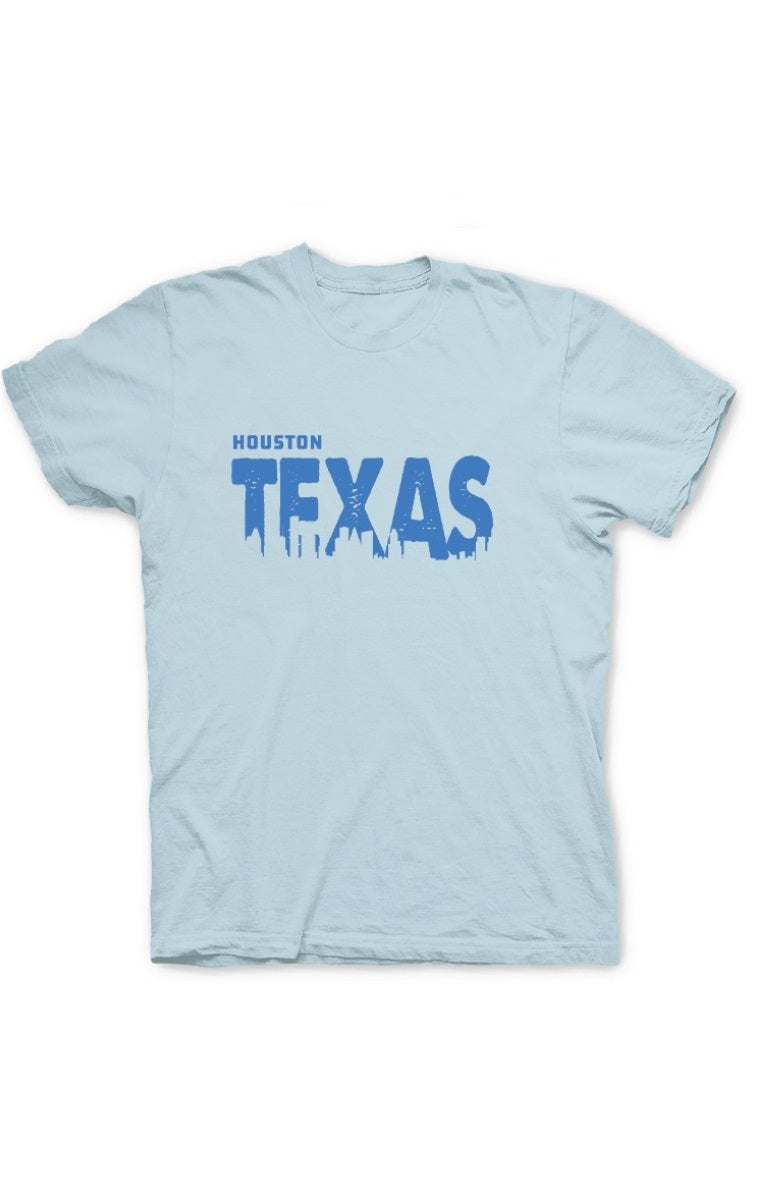 Houston T-Shirt - Texas Pure