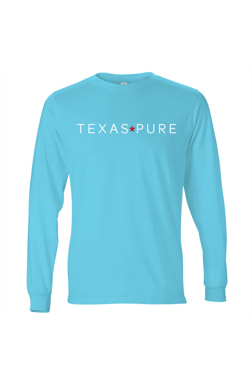 Texas Pure Logo Tee Long Sleeve