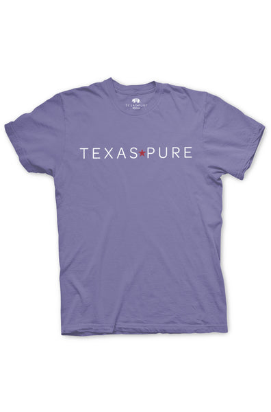 Texas Pure Logo Tee - Fort Worth