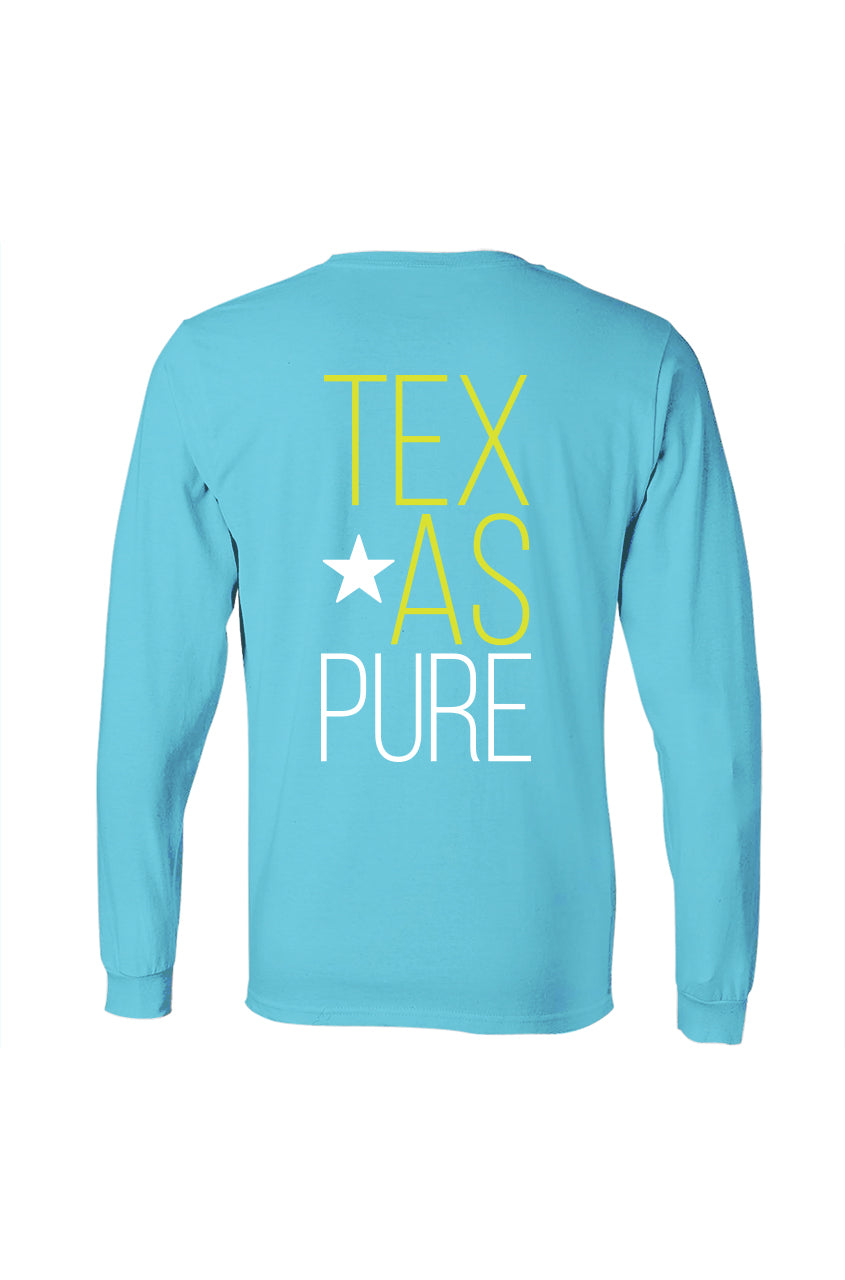 Brazos Teal Womens Texas T-Shirt