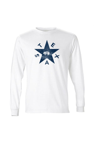 Texas Pure Vintage Flag Front Long Sleeve