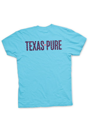 Texas Pure Coastal Tee - Texas Pure Back