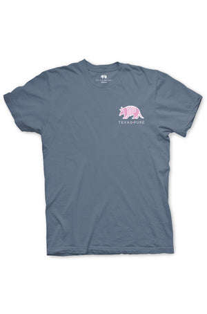 Texas Pure Colorful Armadillo Tee