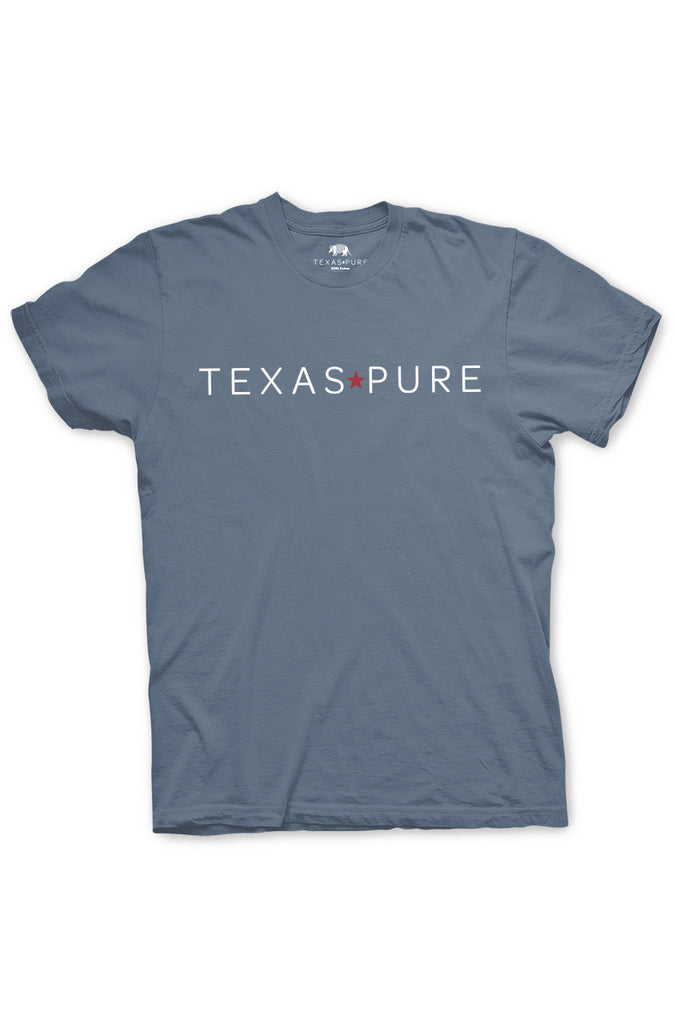 Texas Pure Logo Tee Short Sleeve