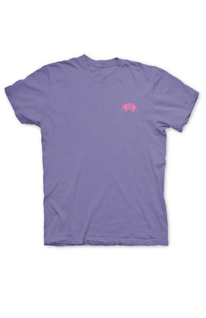 Texas T-Shirt - TXP - Purple