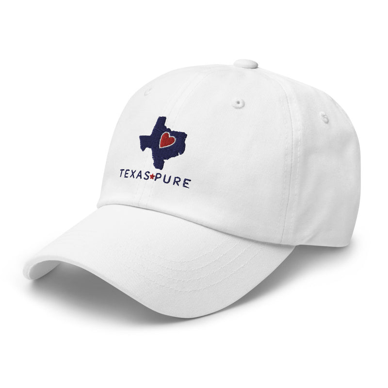 Love Texas Red White & Blue Cap