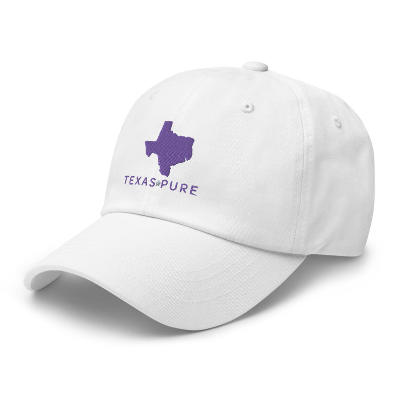 Purple Texas TXP Hat
